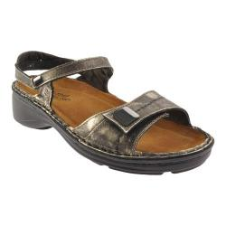 Women's Naot Papaya Metal Leather