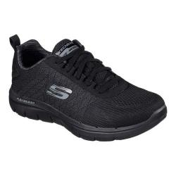 Men's Skechers Flex Advantage 2.0 Training Shoe Black 21823890