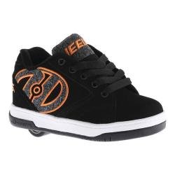 Children's Heelys Propel 2.0 Black/Grey/Orange