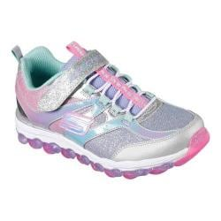 Girls' Skechers Skech-Air Ultra Glam It Up Sneaker Silver/Multi