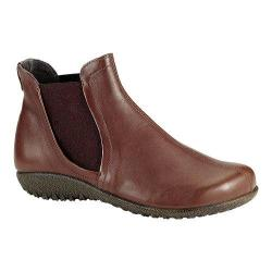 Women's Naot Remana Chelsea Boot Toffee Brown Leather