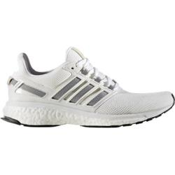 Women's adidas Energy Boost 3 Running Shoe White/Charcoal Solid Grey/Crystal White