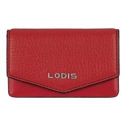 Women's Lodis Kate Maya Card Case Red