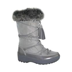 Women's Wanderlust Joslin Snow Boot Grey Polyurethane/Fabric
