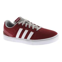 Men's adidas NEO Hawthorn ST Sneaker Collegiate Burgundy/White/Clear Onix