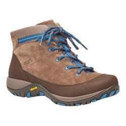 Women's Dansko Paulette Hiking Boot Taupe Suede
