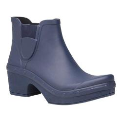 Women's Dansko Rosa Chelsea Boot Blue Rubber