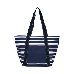 Preferred Nation P2836 Capri Tote (Set of 2) Navy