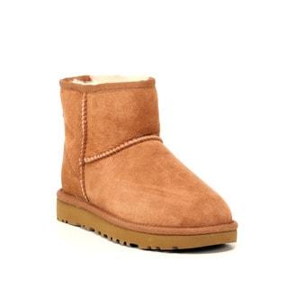 UGG Australia Women's Chestnut Classic Mini II Boots