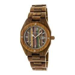 Men's Earth Watches Cypress Quartz Watch Olive Wood/Olive 22173379