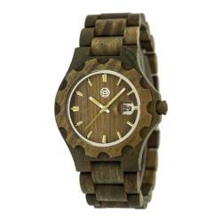 Men's Earth Watches Gila Quartz Watch Olive Wood/Olive 22173382