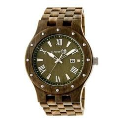 Men's Earth Watches Inyo Quartz Watch Olive Wood/Olive 22173390