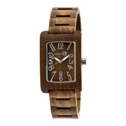 Men's Earth Watches Trunk Quartz Watch Olive Wood/Olive 22173422