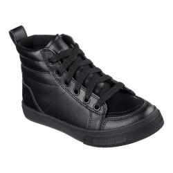 Boys' Skechers Brixor Slick Kickz High Top Sneaker Black