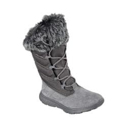 Women's Skechers On the GO 400 Big Chill Boot Charcoal 22204778