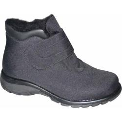 Women's Toe Warmers Olivia Waterproof Boot Black Nylon