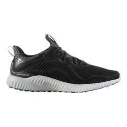 Men's adidas AlphaBOUNCE Running Shoe Core Black/Silver Metallic/FTWR White