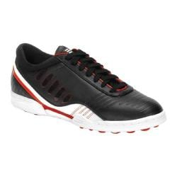 Children's Fila Striker Black/White/Fila Red