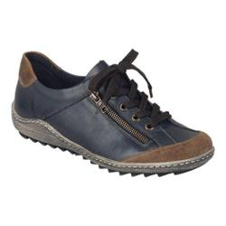 Women's Remonte Liv R1400 Sneaker Whisky/Lake Leather