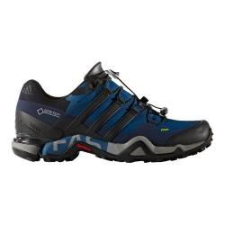 Men's adidas Terrex Fast R GORE-TEX Hiking Shoe Tech Steel/Black/Collegiate Navy