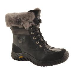 Women's UGG Adirondack Boot II Black/Grey