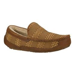 Men's UGG Ascot Weave Slipper Chestnut