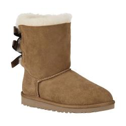 Girls' UGG Bailey Bow Little Kids Chestnut