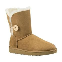 Women's UGG Bailey Button II Boot Chestnut 2