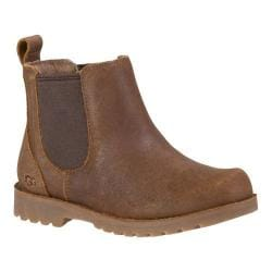 Children's UGG Callum Chelsea Boot Chocolate Suede