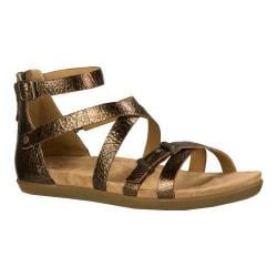 Women's UGG Cherie Ankle Strap Sandal Pony Brown