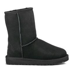 Children's UGG Classic Big Kids Black