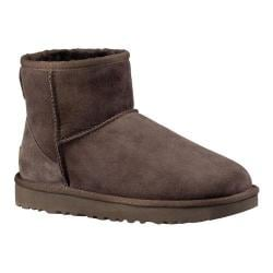 Women's UGG Classic Mini II Bootie Chocolate 2