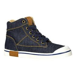 Boys' UGG Damian High Top Sneaker Denim