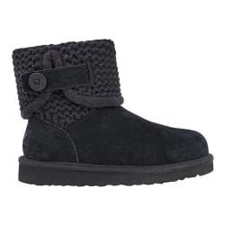 Children's UGG Darrah Knit Boot Big Kids Black