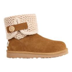 Children's UGG Darrah Knit Boot Big Kids Chestnut