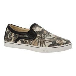 Women's UGG Fierce Island Floral Slip On Tropical Black