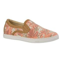 Women's UGG Fierce Island Floral Slip On Tropical Blush