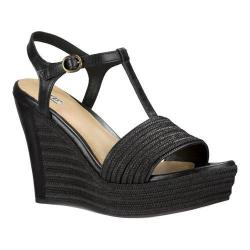 Women's UGG Fitchie Wedge Sandal Black