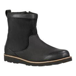 Men's UGG Hendren TL Boot Black Leather