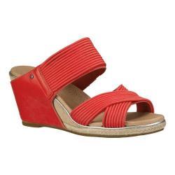 Women's UGG Hilarie Wedge Sandal Cayenne
