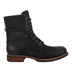 Men's UGG Larus Lace Up Boot Black