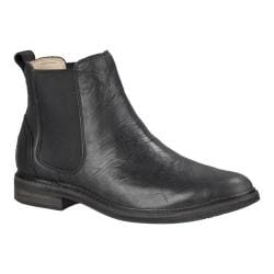 Men's UGG Leif Chelsea Boot Black Leather