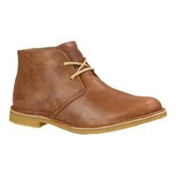 Men's UGG Leighton II Ankle Boot British Tan Full Grain Leather