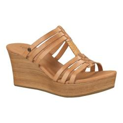 Women's UGG Mattie Wedge Sandal Suntan