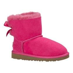 Girls' UGG Mini Bailey Bow Big Kids Cerise