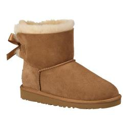 Children's UGG Mini Bailey Bow Little Kids Chestnut