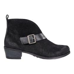Women's UGG Wright Belted Bootie Black