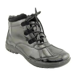 Women's Wanderlust Aideen Waterproof Boot Black/Black Polyurethane