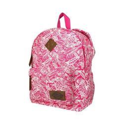Dickies Classic Backpack Big Flora Pink