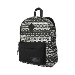 Dickies Classic Backpack Black/White Aztek